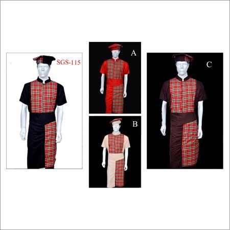 Executive Chef Dress
