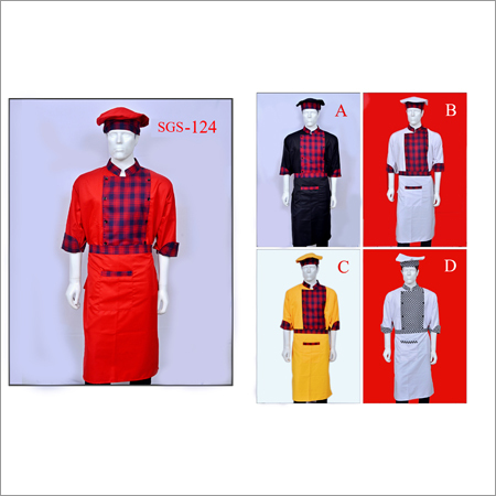 Designer Chef Coat