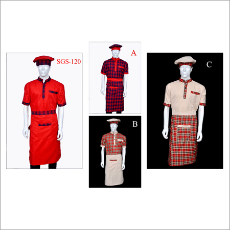 Catering Dress