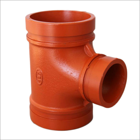 Ductile Iron Reducing Tee