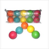 Plain Rubber Ball