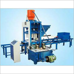 Automatic Interlocking Paver Machine