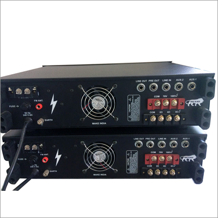Amplifier Set
