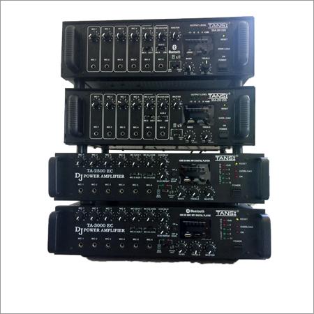 DJ Power Amplifier