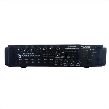 DJ Amplifier System