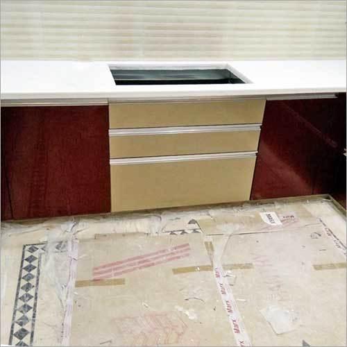 Western Modular kitchen Cabinets