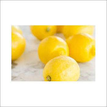 Fresh Lemon
