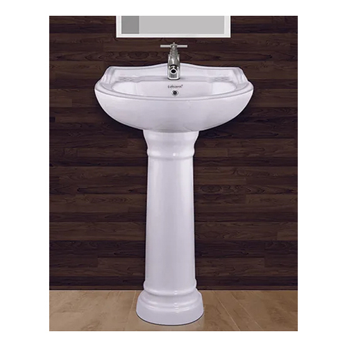 Gold Star Pedestal Wash Basin