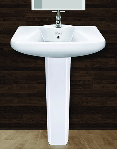 Sophia Pedestal Wash Basin Set