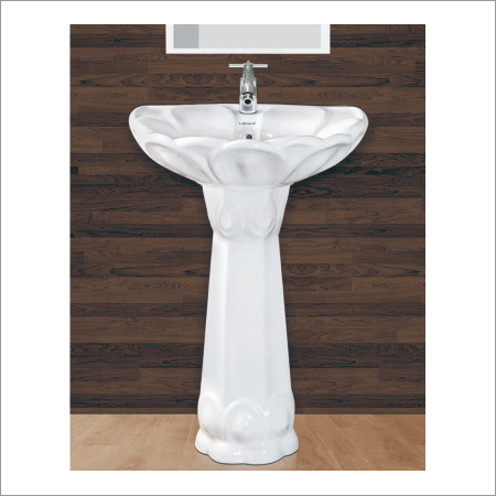 Supreme Pedestal Wash Basin Set