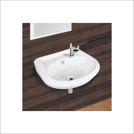 Ceramic Bathroom Wash Basin