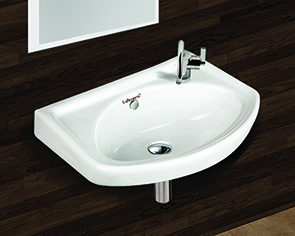 Ceramic Wall Mounted Wash Basin 18