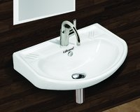 Ceramic Wall Hung Wash Basin 20