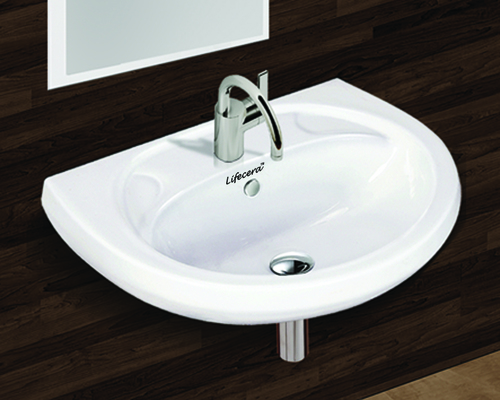 Repose Wall Hung Wash Basin
