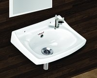 Square Wall Hung Wash Basin