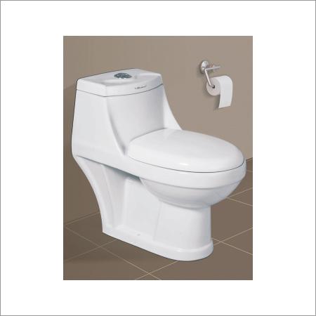 One Piece Round Type Toilet