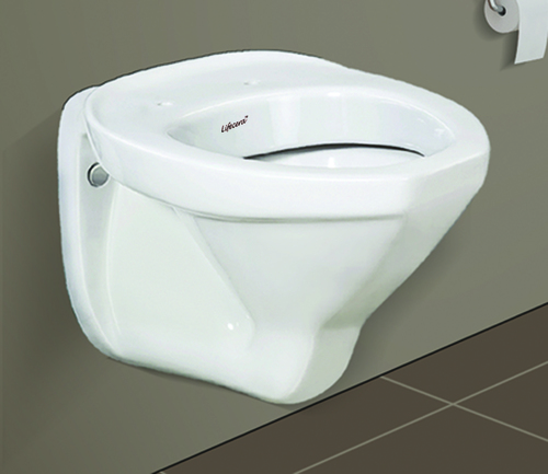 Wall Hung Round Type Urinal
