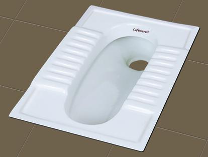 Ceramic Toilet Pan