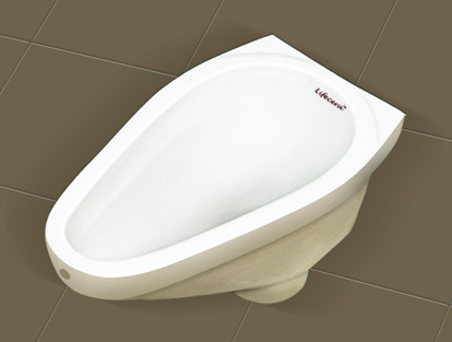 Rural Toilet Pan