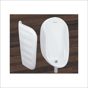 Half Stall Urinal With Partition