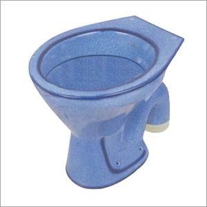 Rustic Color Toilet Commode