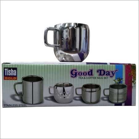 Tea and Coffee Mug Set