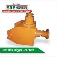 Post Hole Digger Gear Box
