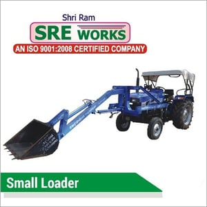 Tractor Small Loader