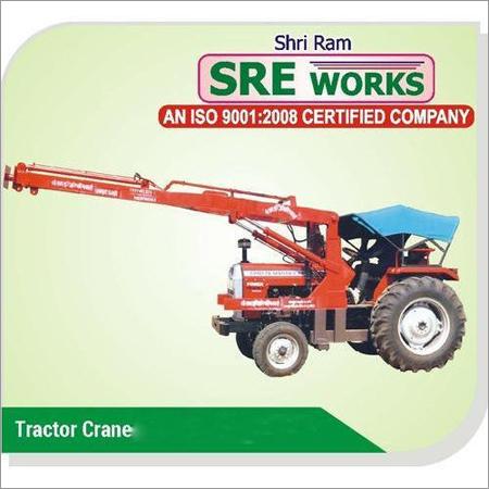 Tractor Crane