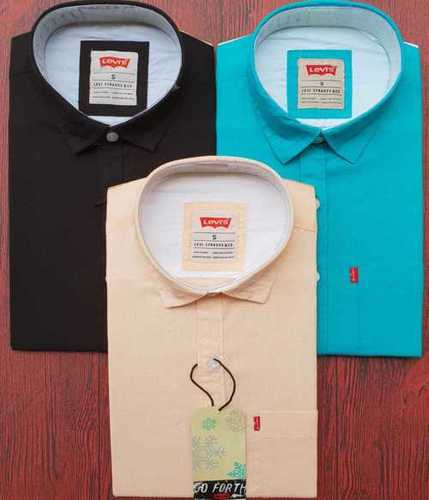 Men's Designer Cotton Shirts