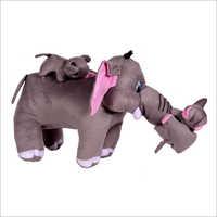 Elephant Baby Plush Toy
