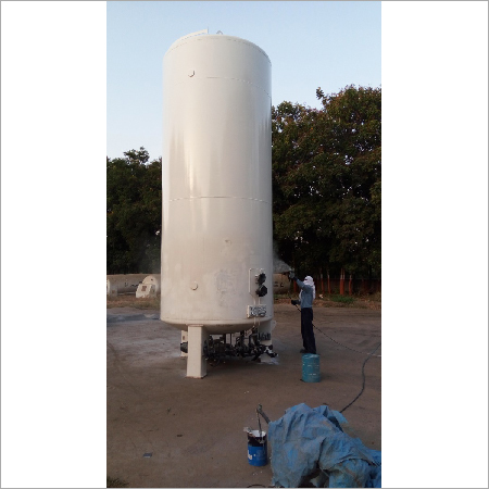 Liquid Storage Tank Painting