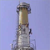 Industrial Chimney Painting