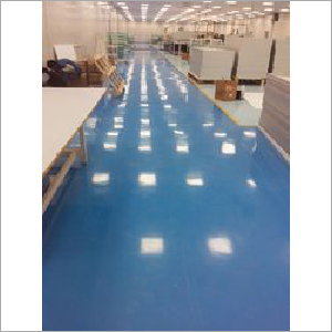 Industrial EPU Floor Coating