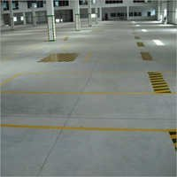 Industrial Floor Marking
