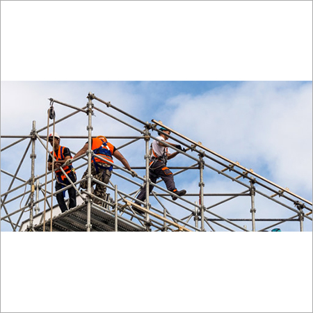 Scaffolding & Height Work Safety Arrangements