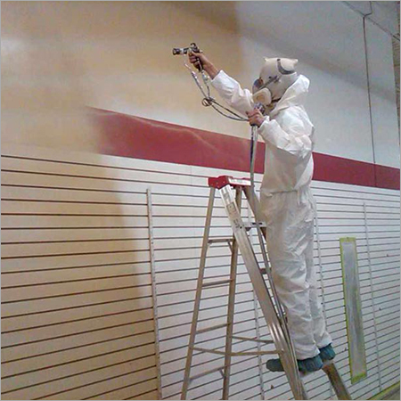 Commercial & Building Painting Services