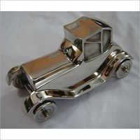 Antique Aluminium Car
