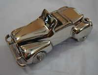 Antique Aluminium Car