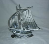 Decorative Aluminium Ship