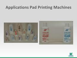 Print By Pad Printing Machines