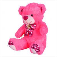 Pink Bow Teddy Bear