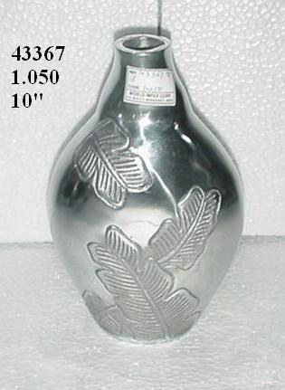 Aluminium Flower Vases Manufacturer Aluminium Flower Vases Exporter
