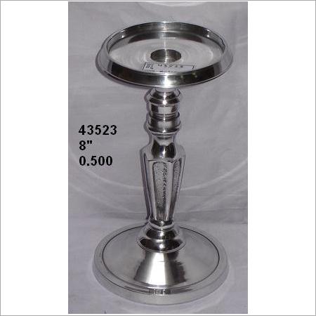 Aluminium Candle Stand