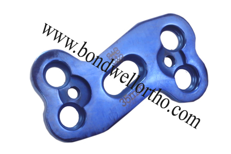 Orthopaedic Implants Manufacturer Cervical Plate Titanium