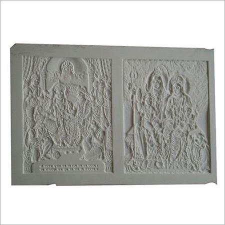 Corian Marble 3D Art Design