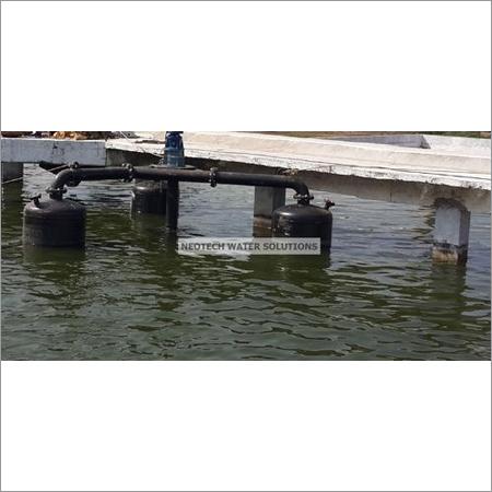 Floating Surface Aerator