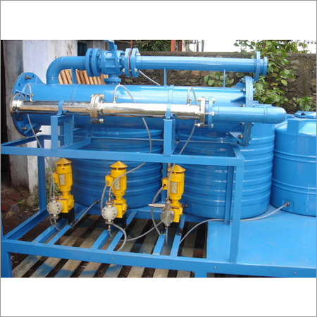 Waste Water Plant Equipments