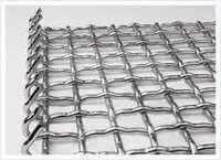 Corrugated Crimp Mesh