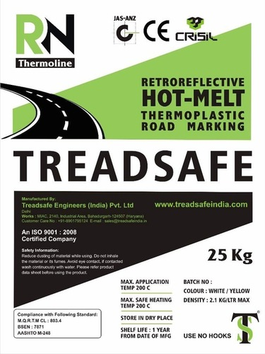 THERMOPLASTIC ROAD MARKING CHEMICAL